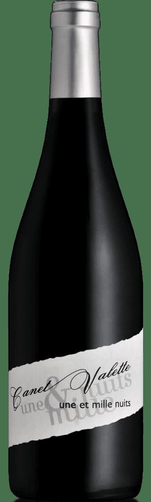 Domaine Canet Valette St-Chinian Une et Mille Nuits 2017