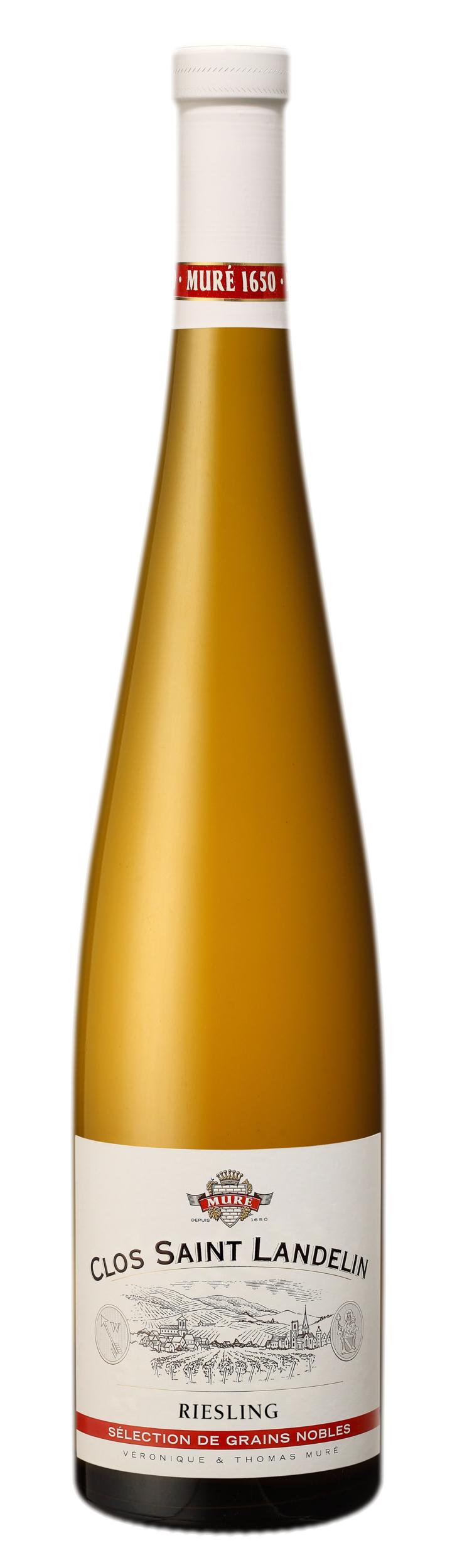 Domaine Muré Selection Grains Nobles Riesling Clos St Landelin G.C. Monopole 50cl 2016