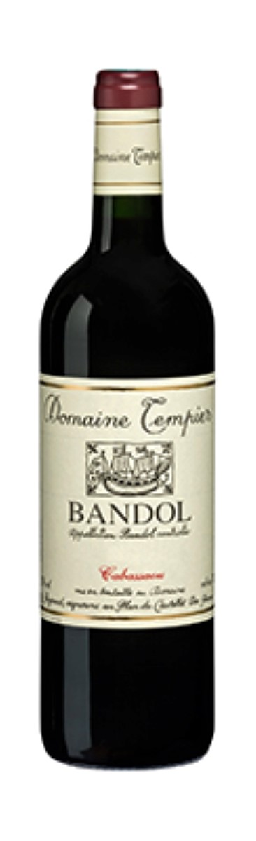 Bandol Domaine Tempier Cabassaou 2018