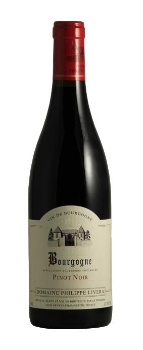 Bourgogne Rouge Domaine Livera 2015