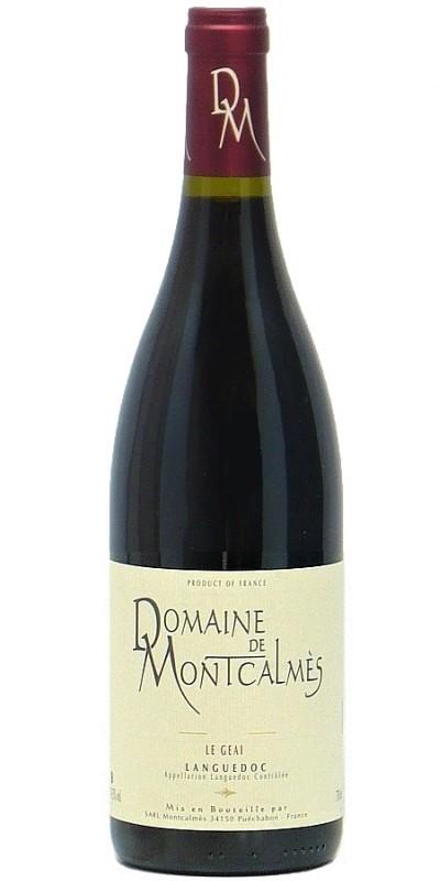 Domaine Montcalmes Coteaux du Languedoc Le Geai 2017