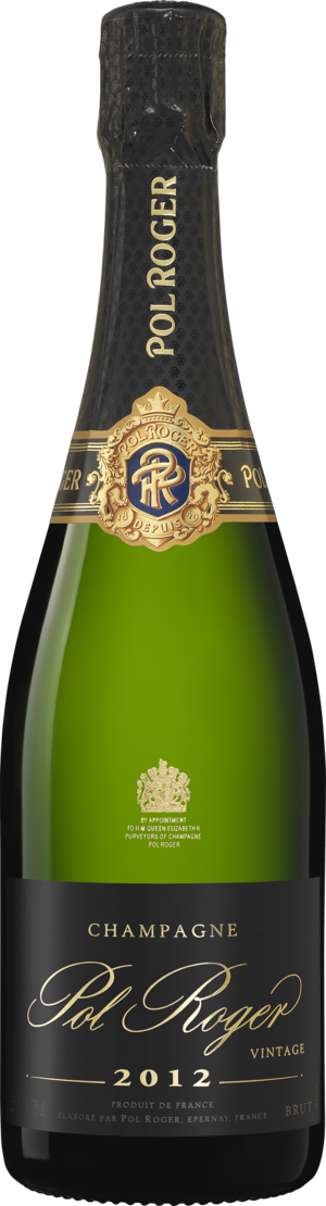 Champagne Pol Roger Brut Millesime 2012