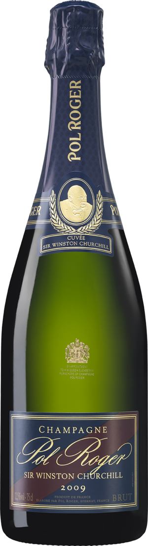 Champagne Pol Roger Cuvée Sir Winston Churchill 2009