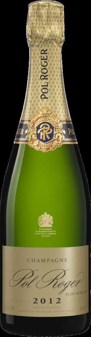 Champagne Pol Roger Blanc de Blancs Millesime 2012