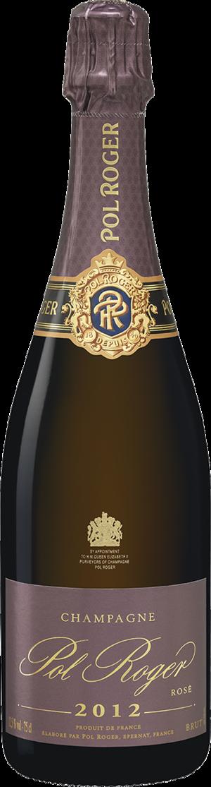 Champagne Pol Roger Rosé Millesime 2009