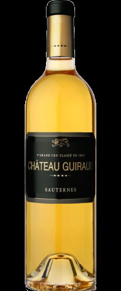 Sauternes 1er Grand Cru Classé Chateau Guiraud 2007