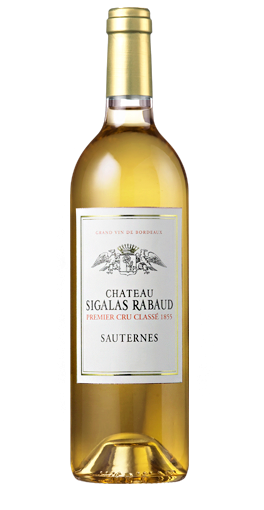 Sauternes 1er Grand Cru Classé Chateau Sigalas Rabaud 2009