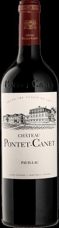 Pauillac 5ème Grand Cru Classé Chateau Pontet Canet 2013