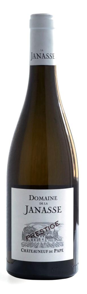 Chateauneuf du Pape Blanc Prestige La Janasse 2012