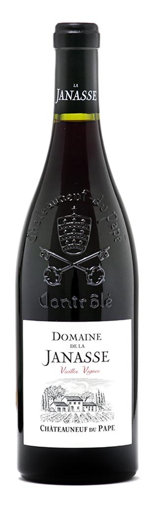 Chateauneuf du Pape La Janasse Vieilles Vignes 2004