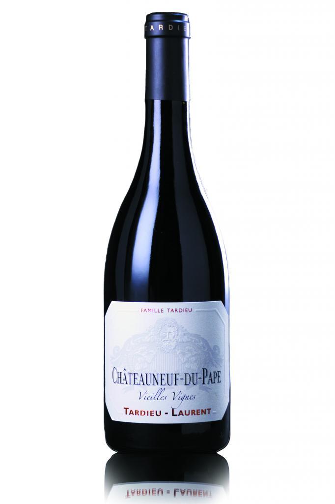 Chateauneuf du Pape Vieilles Vignes Tardieu-Laurent 2007