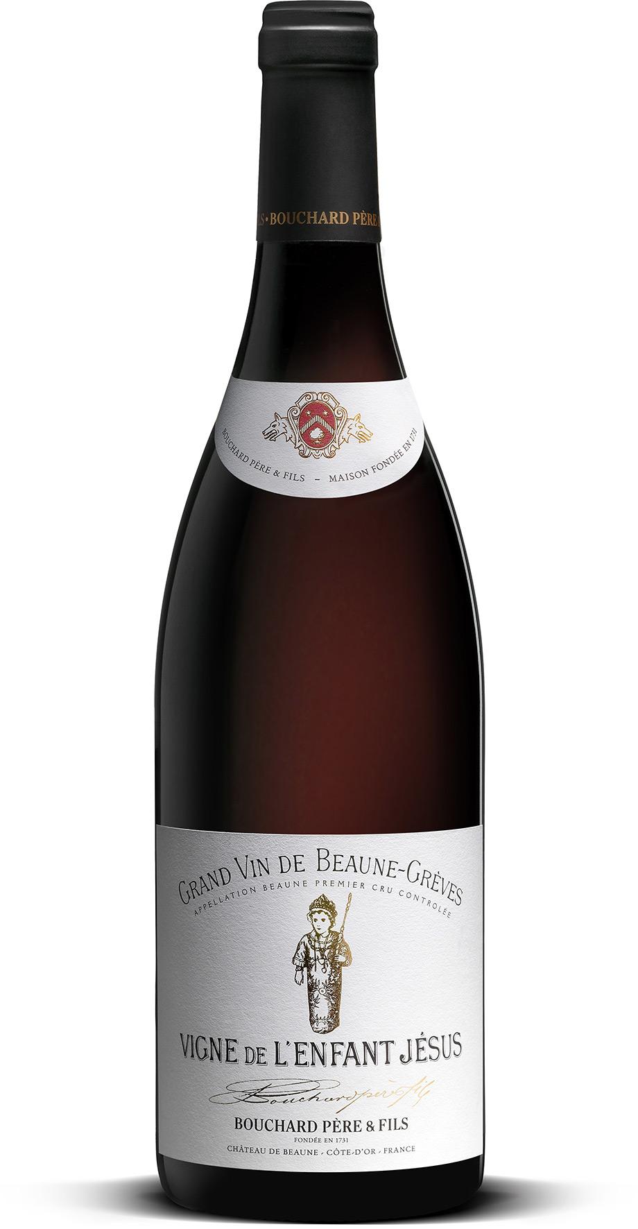 Beaune Greves 1er Cru Vigne de l\'Enfant Jesus Bouchard 2015