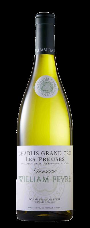 Chablis Grand Cru Les Preuses Domaine W.Fevre 2016