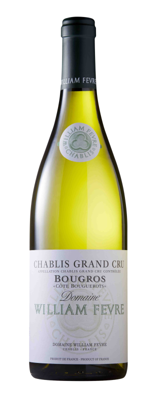 Chablis Grand Cru Bougros Cote Bourguerots Domaine W.Fevre 2016