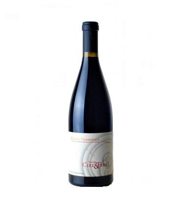 Domaine les Bruyeres Vin de France Entre Ciel et Terre rouge 2012