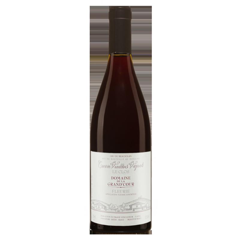 JL Dutraive Fleurie Domaine de la Grand\'Cour Le Clos Vieilles Vignes 2019
