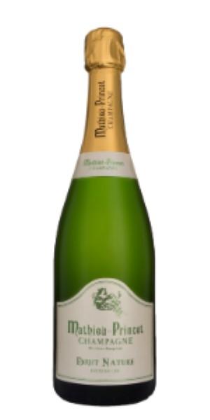Champagne Mathieu-Princet 1er Cru Brut Nature