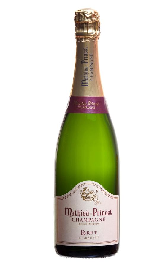 Champagne Mathieu-Princet Brut Classique