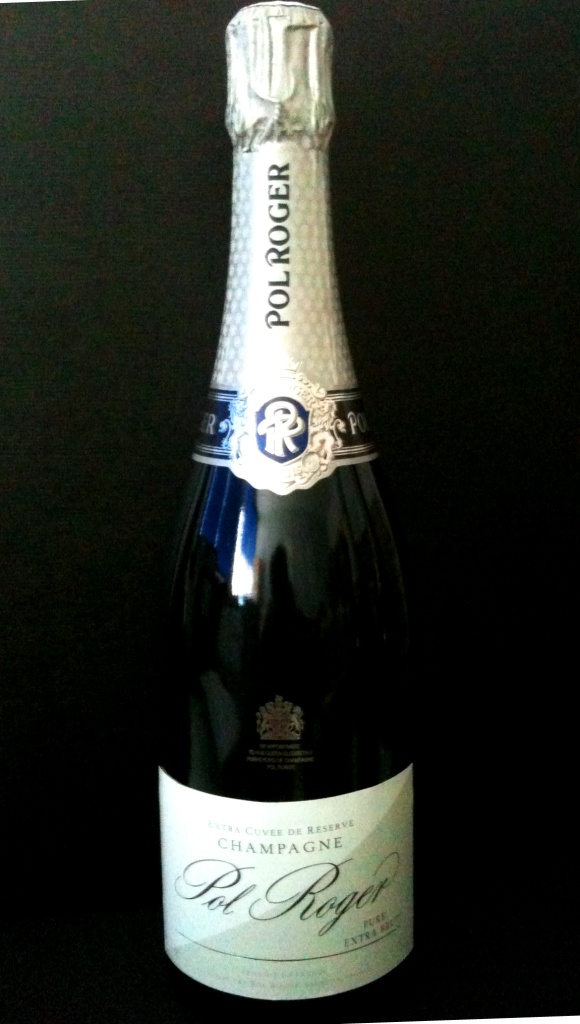 Champagne Pol Roger PURE Extra Brut