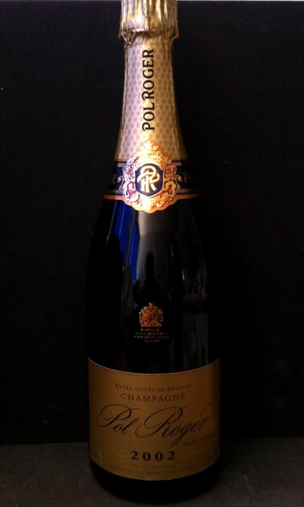 Champagne Pol Roger Blanc de Blancs Millesime 2009