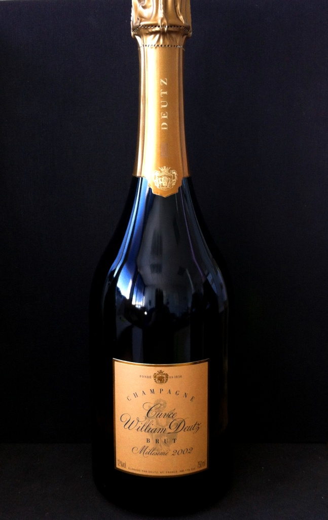 Champagne Deutz Cuvée William Deutz Millésimé 2002