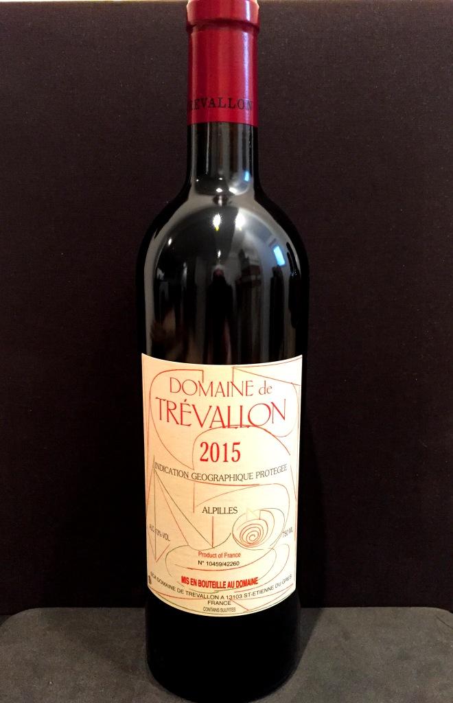 Domaine de Trevallon 2015
