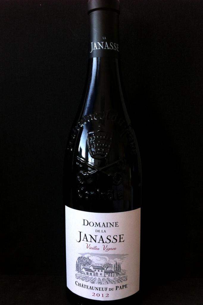Chateauneuf du Pape La Janasse Vieilles Vignes 2012