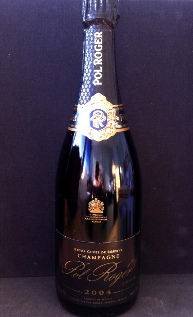 Champagne Pol Roger Brut Millesime 2004