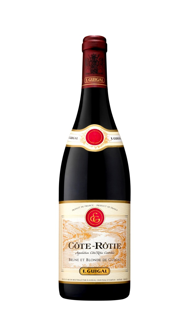 Cote Rotie Brune et Blonde Guigal 2015 en MAGNUM