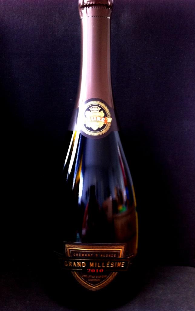Crémant d\'Alsace Grand Millesime Extra Brut 2012