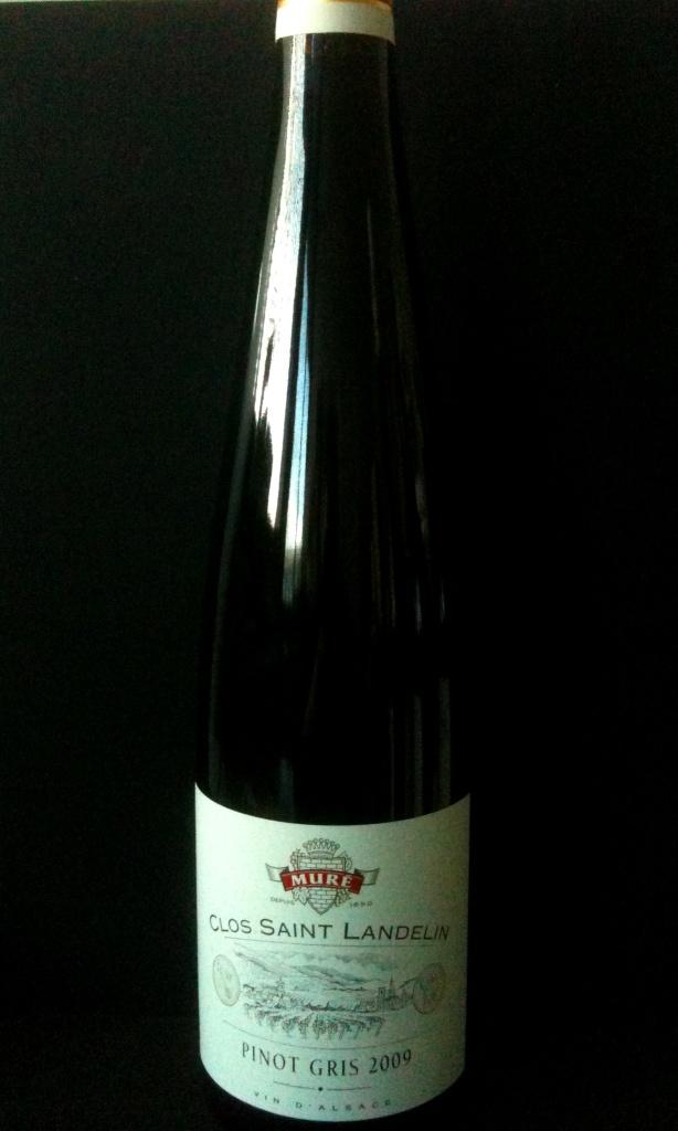 Pinot Gris Clos St Landelin G.C. Monopole 2009