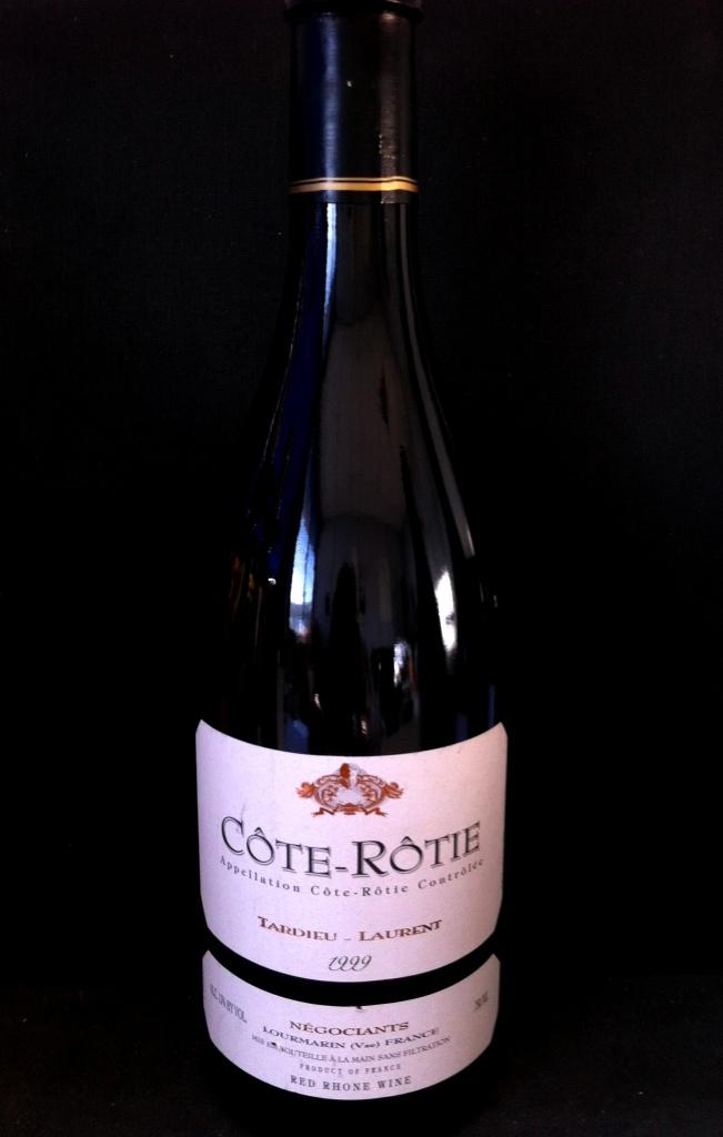 Cote Rotie Tardieu-Laurent 1999