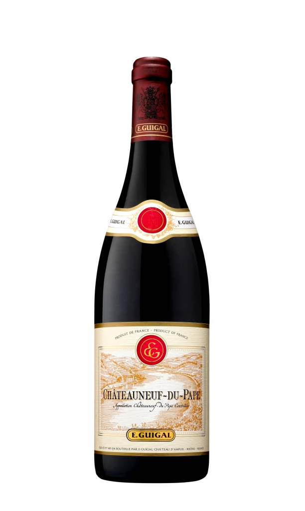 Chateauneuf du Pape Guigal 2012
