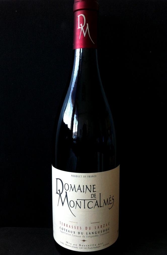 Domaine Montcalmes Coteaux du Languedoc Terrasses du Larzac 2015