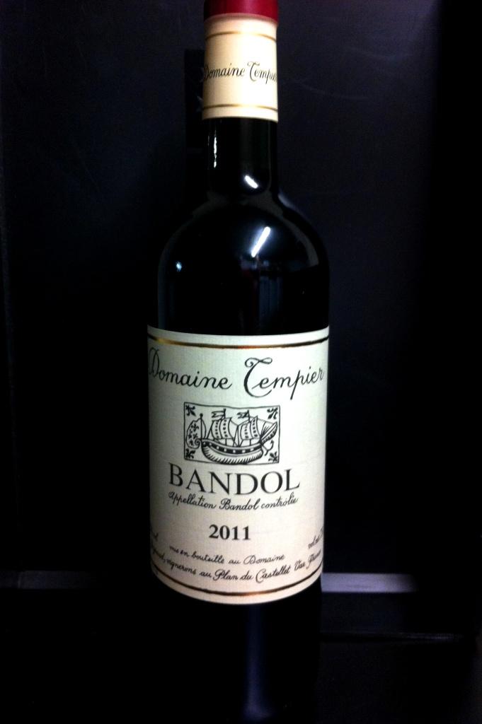 Bandol Domaine Tempier 2014