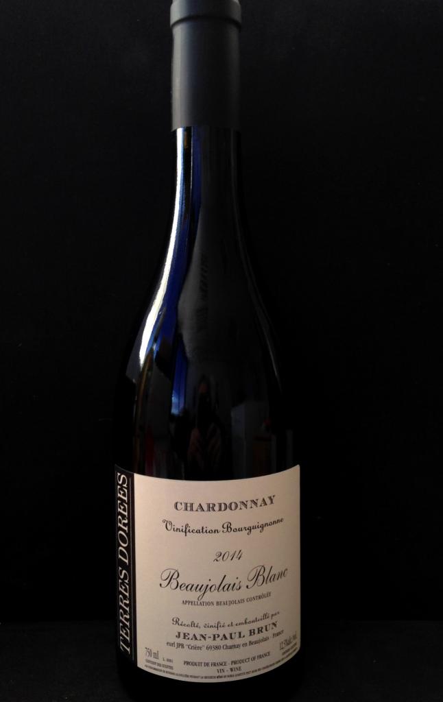 Beaujolais Blanc en Futs Domaine des Terres Dorées 2017
