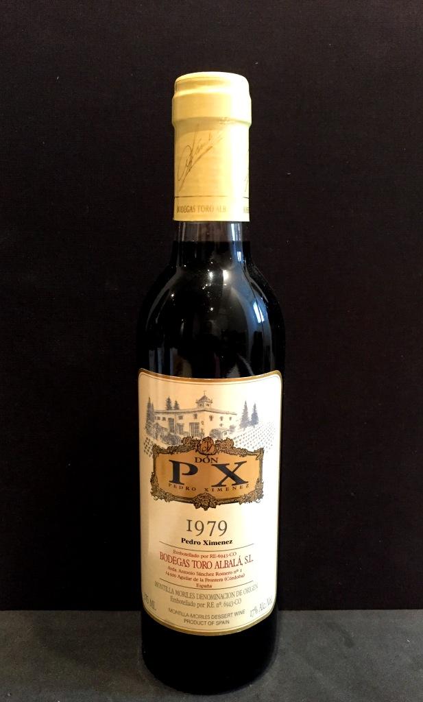 Toro Albala Don PX  Montilla Morilles 1979  37.5cl