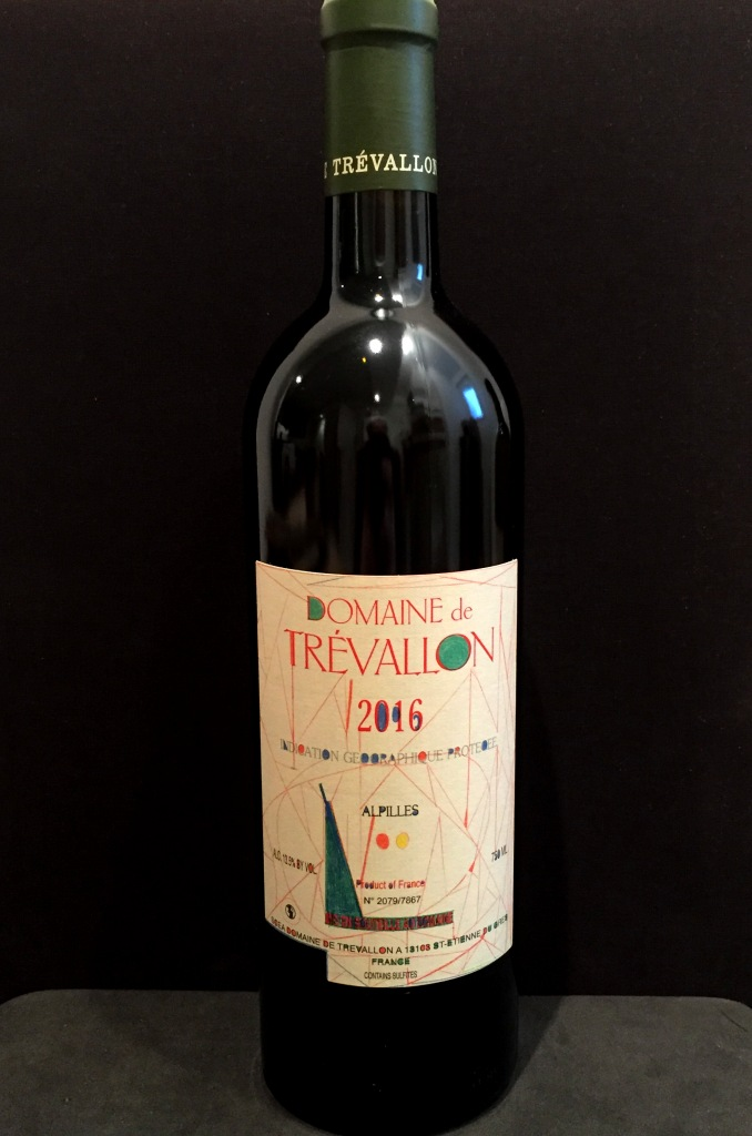 Domaine de Trevallon Blanc 2017