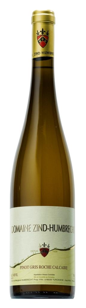 Zind Humbrecht Pinot Gris Calcaire 2015
