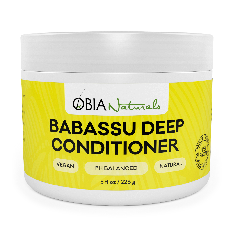 Babassu Deep Conditioner 1500x1500px