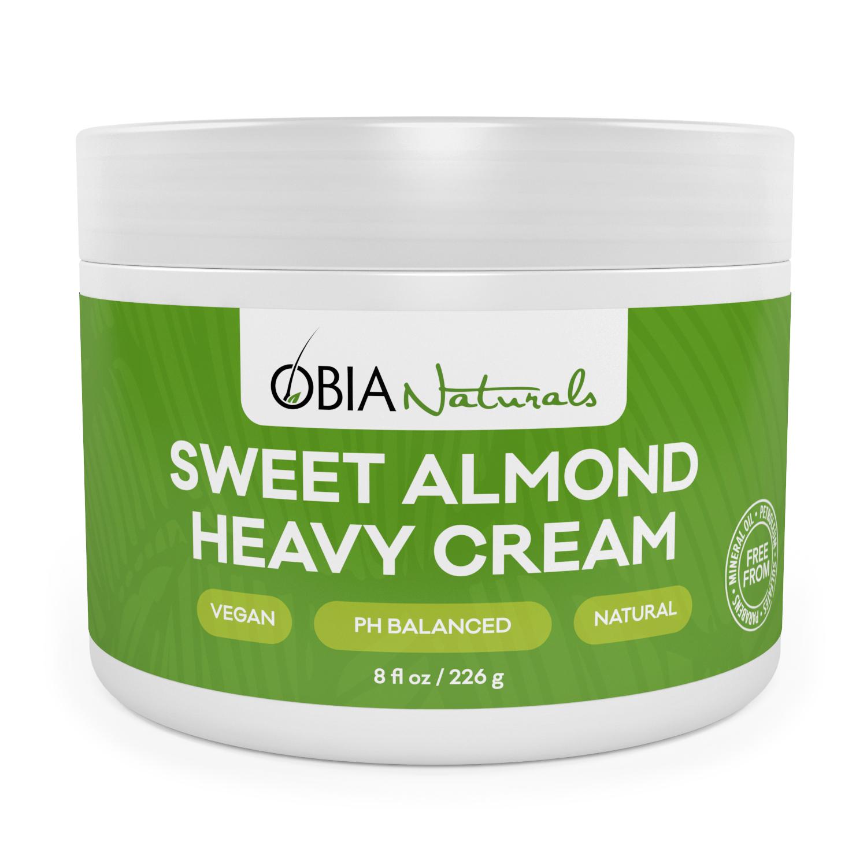 Sweet Almond Heavy Cream 1500x1500px