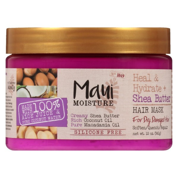 masque-SHEA BUTTER-340g