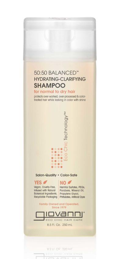 shampoing 50-50