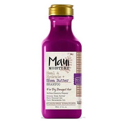 Maui moisture shea butter shampoing