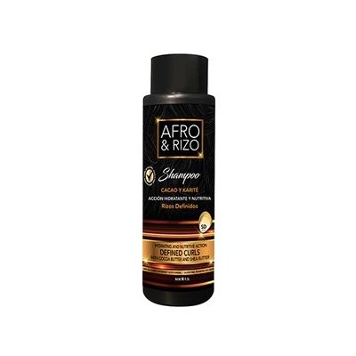 Afro & Rizo shampoing 16 oz
