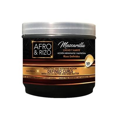 Afro & Rizo masque 16oz