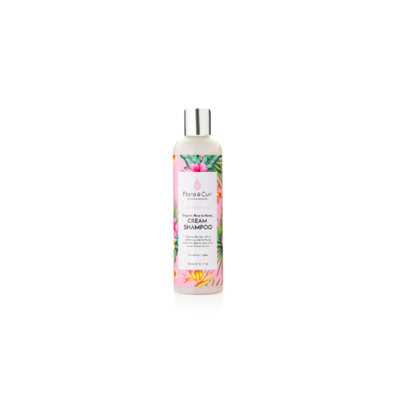 Organic Rose & cream shampoo 300ml