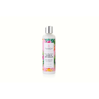 Organic rose & honey leave in conditioner 300ml Flora & curl