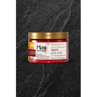 Agave hair mask