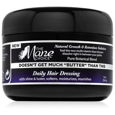 Daily hair dressing